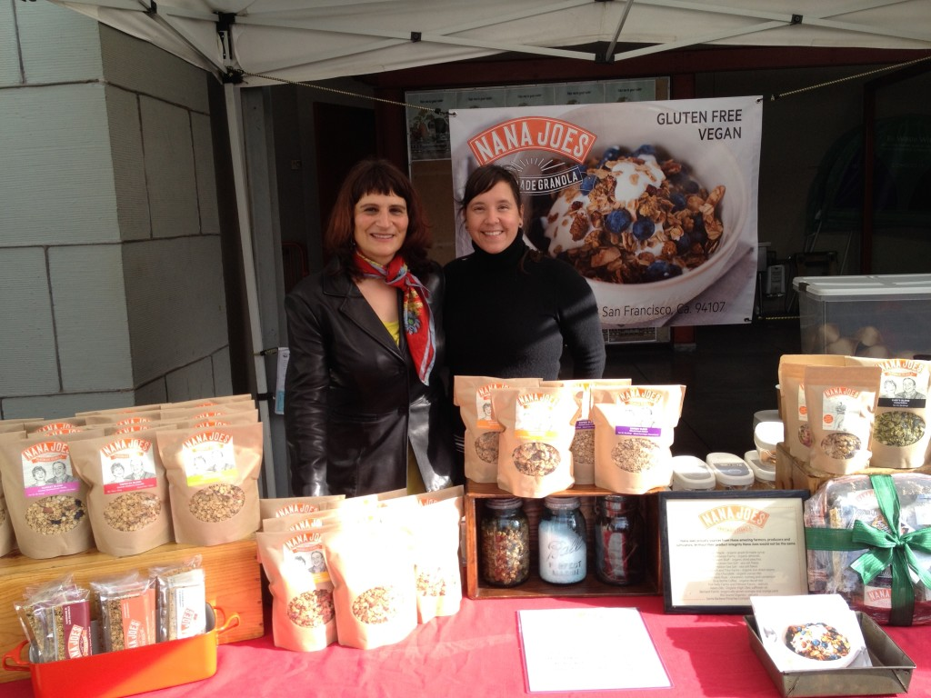 Michelle is raising money to purchase new equipment, a new delivery vehicle, and new packaging for Nana Joe's. With your help, she can continue to make locally-sourced, sustainably produced, and DELICIOUS granola. https://www.barnraiser.us/projects/nana-joes-bringing-change-to-breakfast