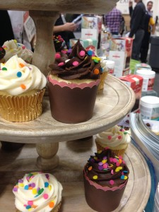 Vegan frosting that tastes like the real stuff? Miss Jones Baking Company exemplifies the re-imagined classic foods that wholesale buyers found at the show.