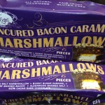 Uncured bacon caramel marshmallows by Vosges