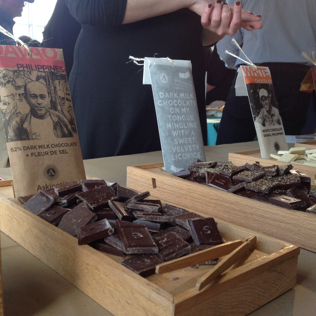 Askinosie Chocolate, Good Food Awards 2015 chocolate winner