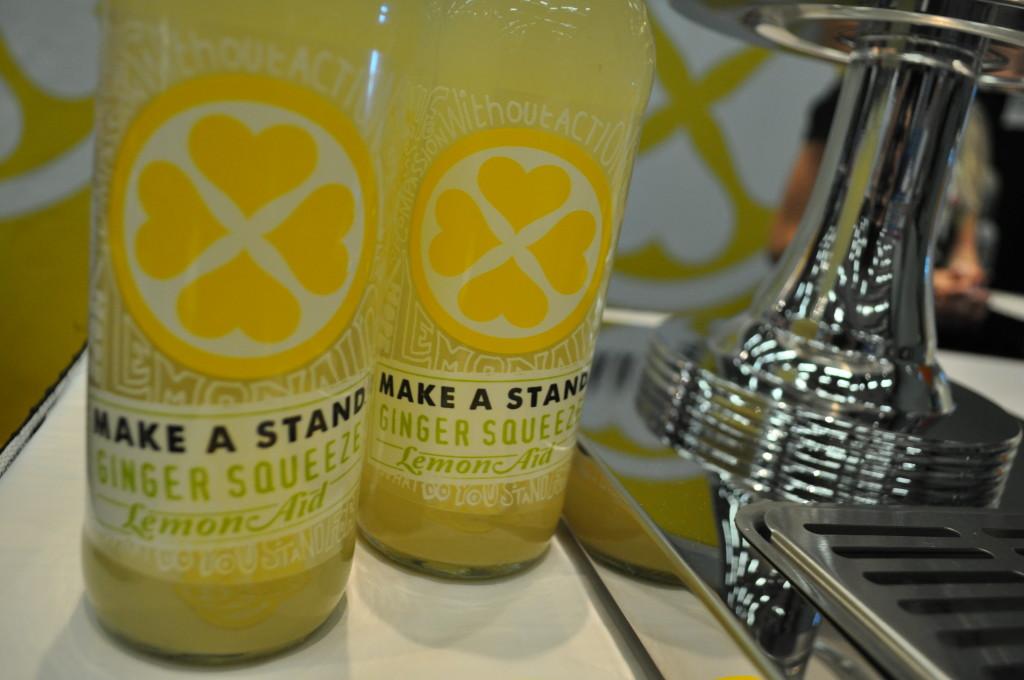 Make a Stand lemonade