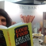 Those darn drains, an epiphany, and a Fancy Food Show book giveaway