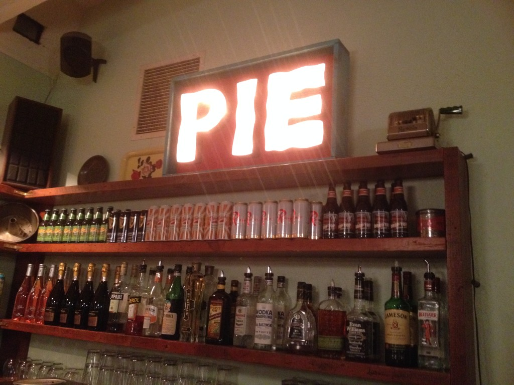 Pie bakery in Portland