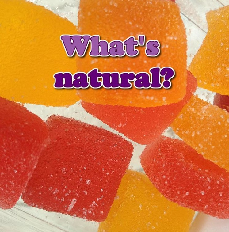 what is natural food?