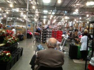 christmas costco food