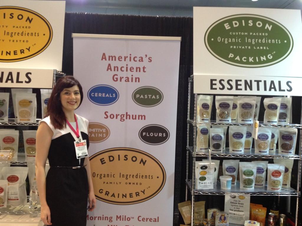 Edison organic grains in Oakland