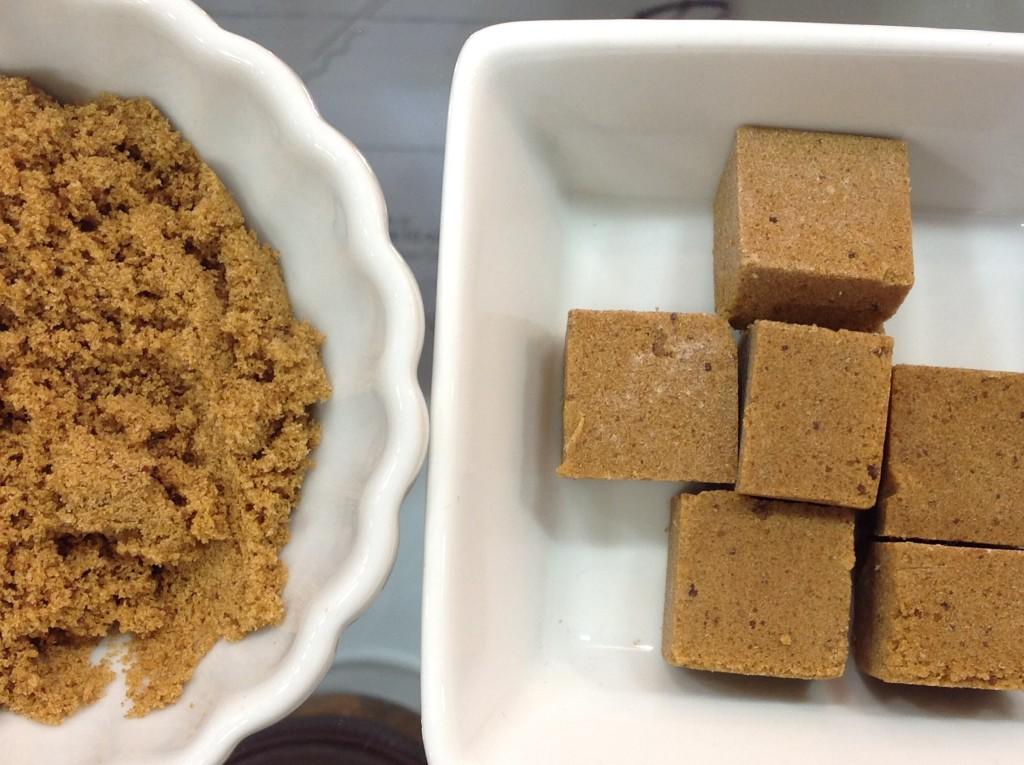 organic raw Muscovado sugar