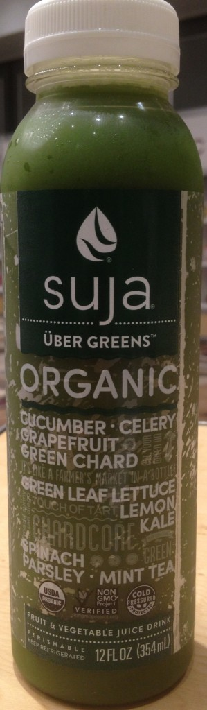 Suja Organic at Expo West