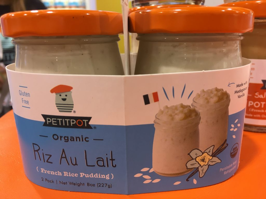 perfect rice pudding in jars