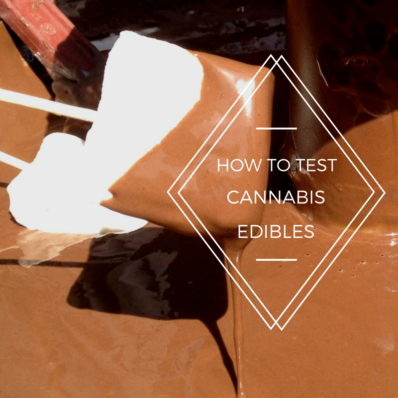 the accurate way to test medicinal cannabis edibles